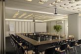 Conference room in Hotel Carat - new hotel in Budapest downtown - 4-star hotel in Budapest