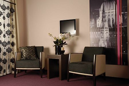 Hotel Carat in Budapest centre - 4-star new hotel in Budapest
