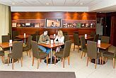 Affordable accommodation in Budapest City Hotel - lobby bar - 4-star aparthotel in Budapest centre