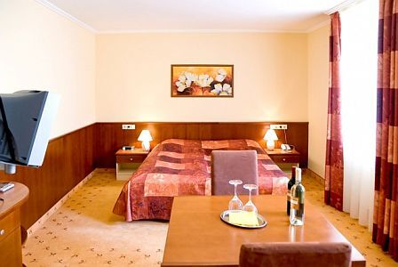 Discount hotel room in Budapest - City Apartment Hotel in the VII. district