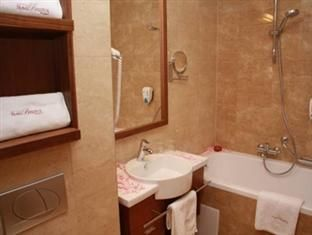 The Three Corners Hotel Bristol Budapest - bathroom - 4-star hotels in Budapest